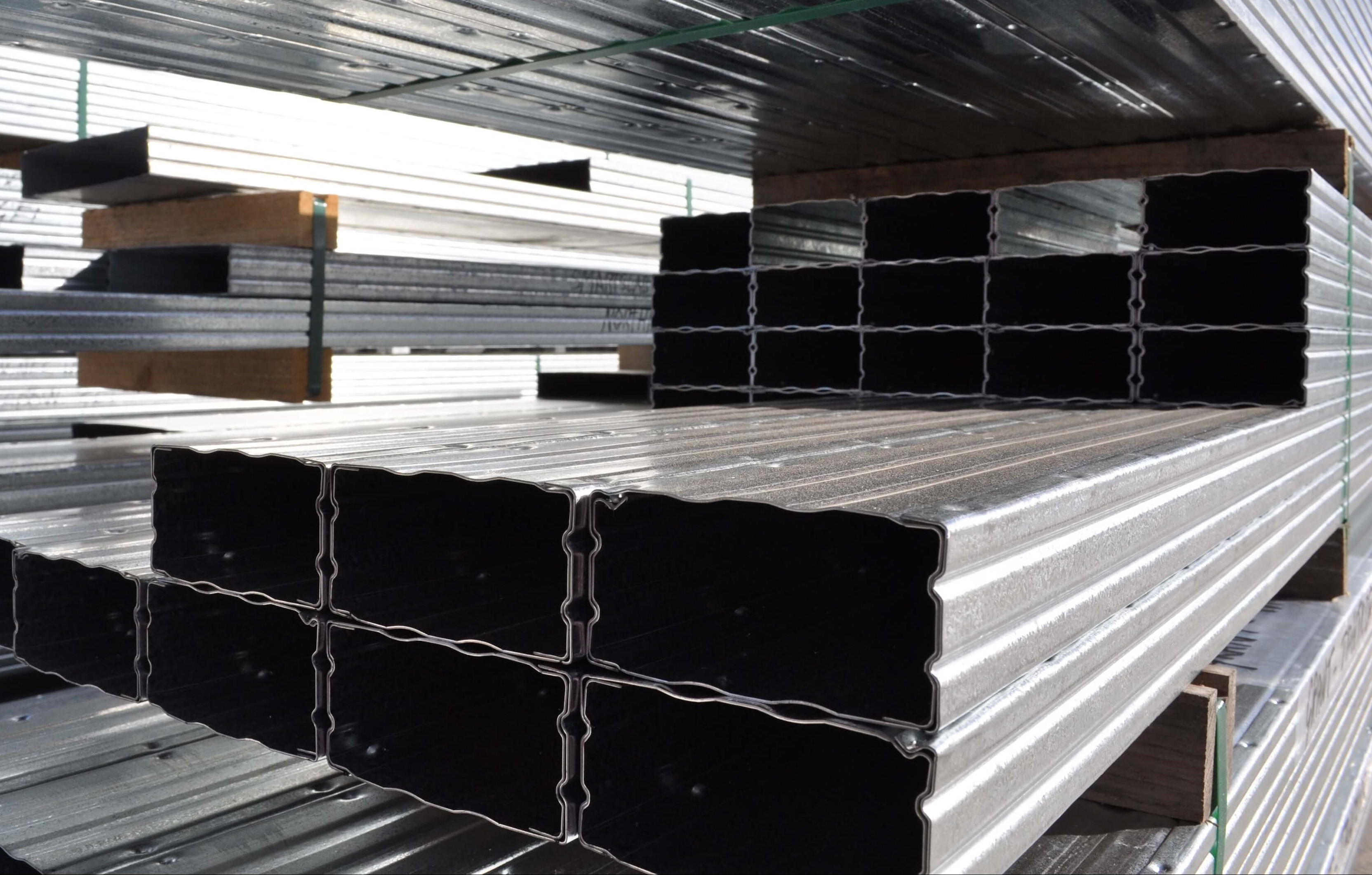 Boxspan Light Structural Steel Beams Bearers Joists