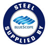 Steel Supplied By BlueScope