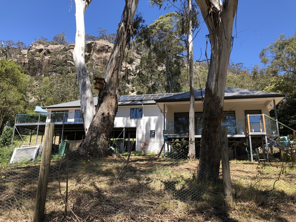 How Spantec building products support building in bushfire zones